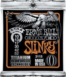 Ernie Ball 3115 Titanium 10-52