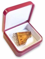 Biżuteria Fortepian broszka