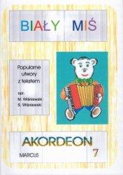 Marcus Biały Miś  akordeon cz.7