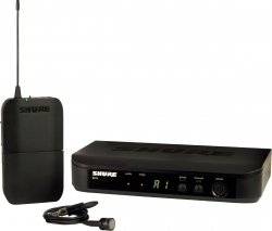 SHURE BLX14E/PG85 system bezprzewodowy z mikrofonem przypinanym PG185