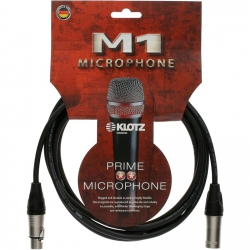 Klotz M1K1FM1500 kabel mikrofonowy 15m XLR-XLR