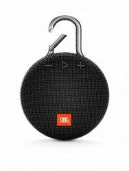 JBL CLIP 3 BLK głośnik przenośny Bluetooth czarny