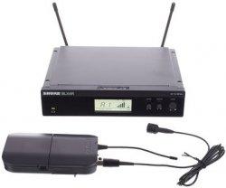 SHURE BLX14RE/PG85 system bezprzewodowy z mikrofonem przypinanym