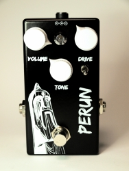 Visar Stompboxes Perun Distortion / Fuzz