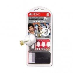ALPINE Musicsafe PRO zatyczki stopery do uszu