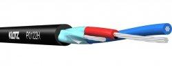 Klotz P0122H kabel mikrofonowy 1 x 2 x 0.22 mm²