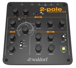 WALDORF 2- POLE analogowy filtr