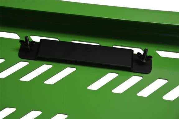 Gator GF1BAKBK Pedal Board z pokrowcem