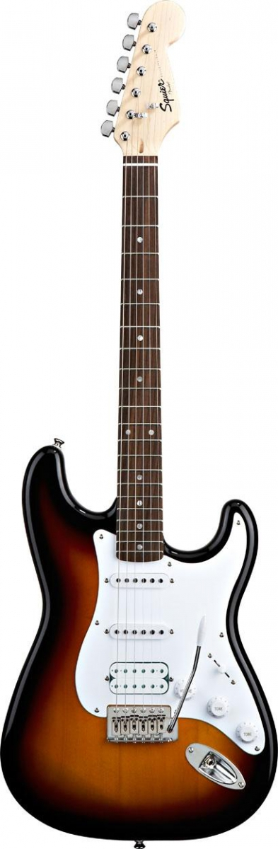 Squier Bullet Stratocaster HSS BSB Tremolo