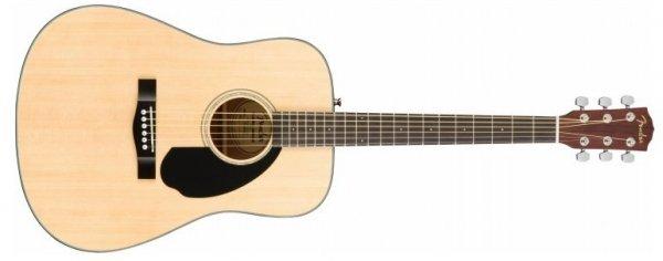 Fender CD-60S NAT gitara akustyczna