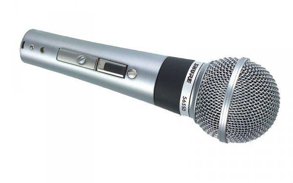 Shure 565SD-LC mikrofon dynamiczny wokalowy