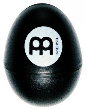 Shaker MEINL ES-BLACK - jajko plastikowe czarne