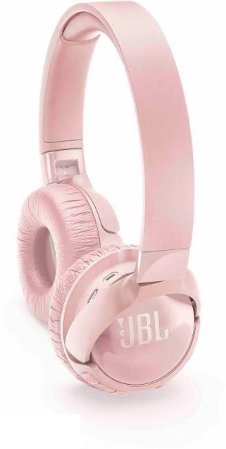 JBL T600 BT NC różowe słuchawki bezprzewodowe