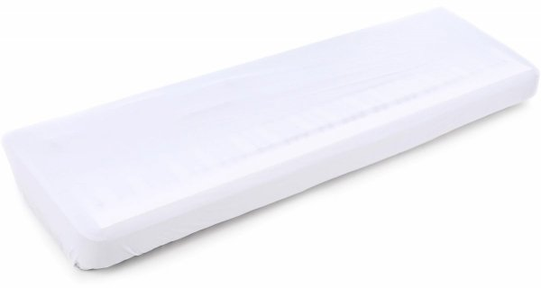 OnStage KDA7088W nakrywka na klawisze 88 biała