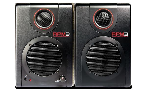 Akai RPM3 monitory studyjne