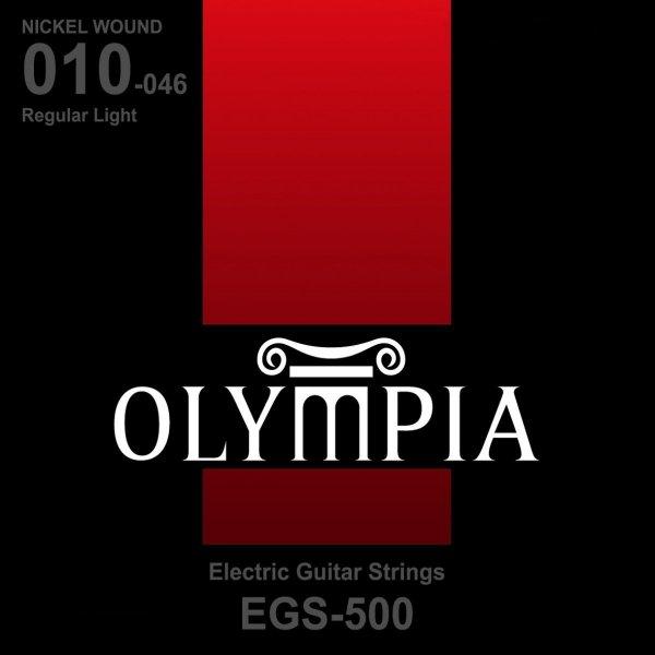 Olympia EGS-500 struny elektryczne 10-46