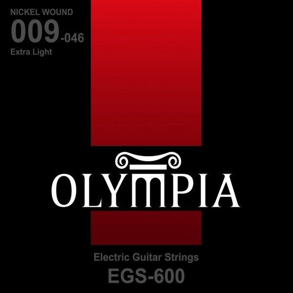 Olympia EGS-600 struny elektryczne 9-46