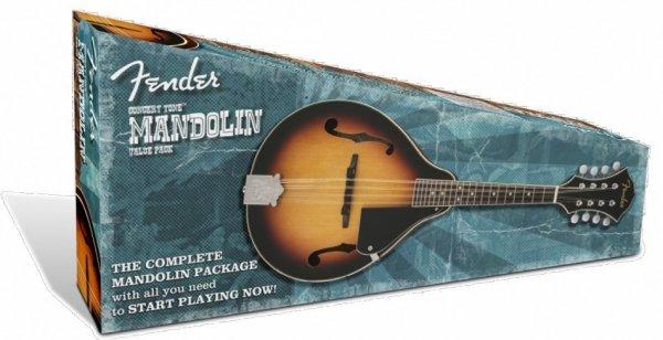 Fender Concert Mando Pack mandolina