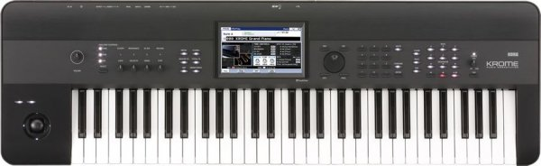KORG  KROME 61 workstation