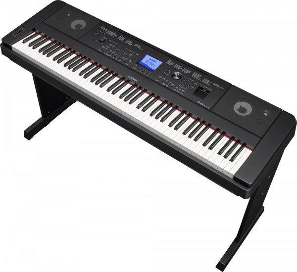 Yamaha DGX-660B pianino cyfrowe keyboard