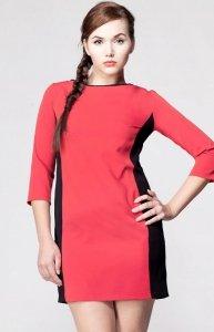 Awama 5837 Slim sukienka