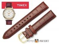 TIMEX T21734 oryginalny pasek 18 mm
