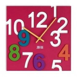 Zegar JVD H105.2 ścienny quartz