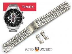 TIMEX T2N153 oryginalna bransoleta 20 mm