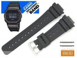 CASIO DW-5600BB DW-5600P oryginalny pasek 16 mm
