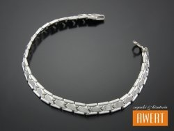 ALTURA srebrna bransoletka 19 cm