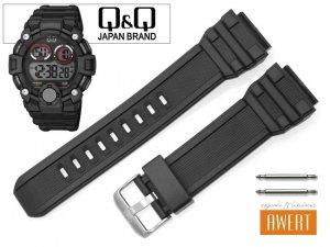 Q&Q M162-001 oryginalny pasek 22 mm
