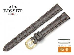 BISSET 14 mm pasek skórzany BS151