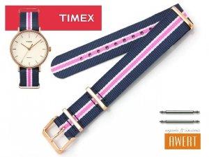 TIMEX TW2P91500 oryginalny pasek 18 mm