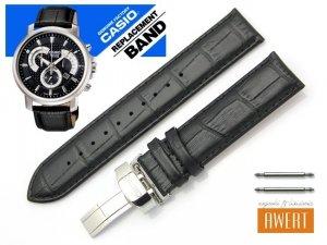 CASIO BEM-506BL-7A BEM-506CL-1A BEM-506L-1A oryginalny pasek 20 mm