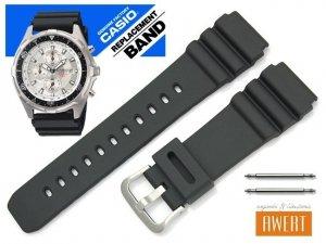 CASIO AMW-320R AMW-330 AMW-S320 AW-90 MTD-1065B MTD-1066B oryginalny pasek 22 mm