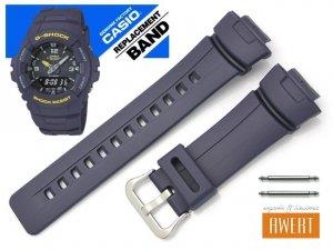 CASIO G-100 -2B G-2110-2V G-2310-2 G-2400-2V oryginalny pasek 16 mm