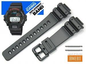 CASIO DW-6900 DW-6900G DW-6100 oryginalny pasek 16 mm