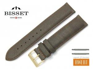 BISSET 20 mm pasek skórzany BS108