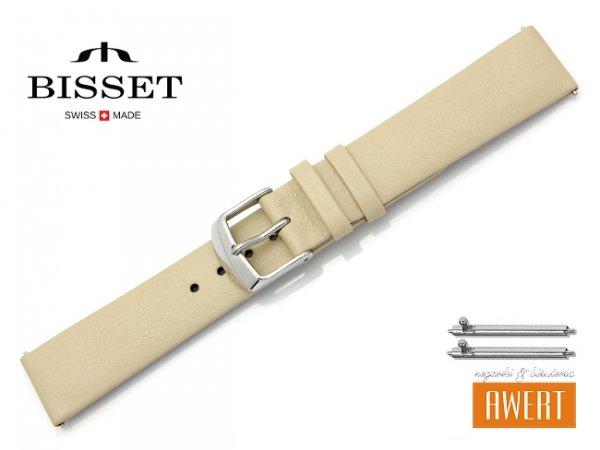 BISSET 18 mm pasek skórzany BS142