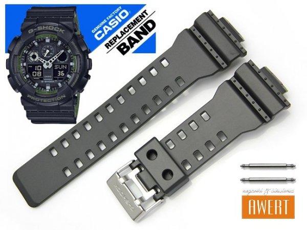 CASIO GA-100L-1A oryginalny pasek 10527466