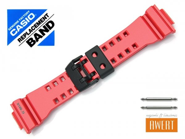 CASIO GBA-400-4A oryginalny pasek 10479601