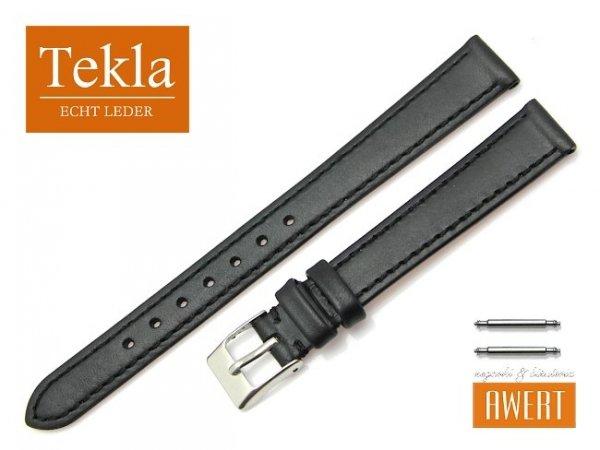 TEKLA 14 mm XL pasek skórzany PT69 czarny
