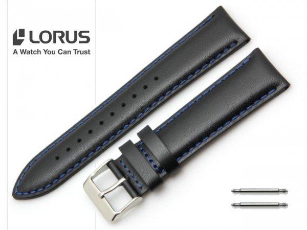 LORUS 22 mm oryginalny pasek RQG091X