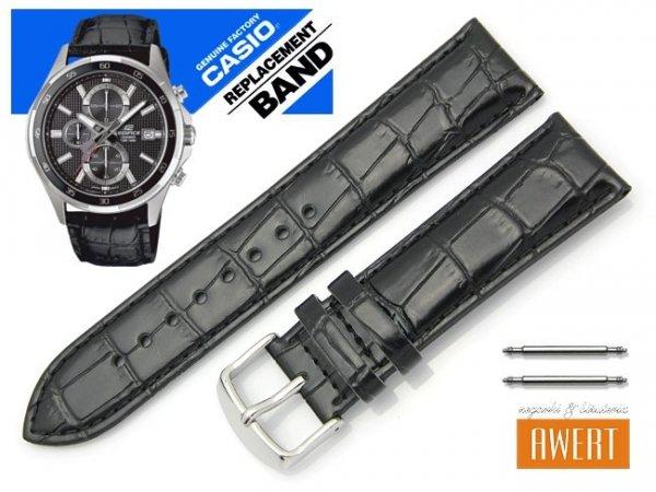 CASIO EFR-531L-1A oryginalny pasek 22 mm 10452291