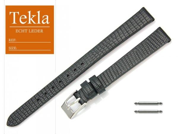 TEKLA 12 mm XL pasek skórzany PT1355 czarny