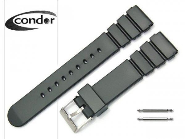 Pasek do zegarka plastikowy CONDOR P60.20 20mm