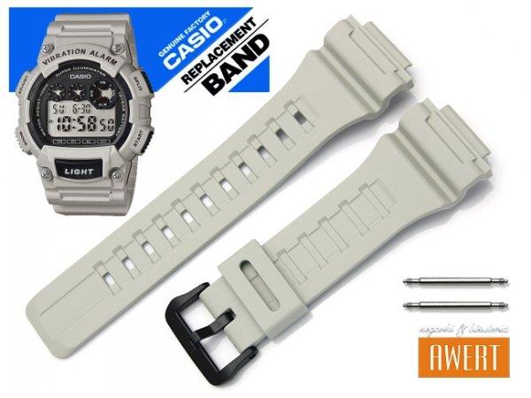 CASIO W-735H-8A2V pasek oryginalny 10452133