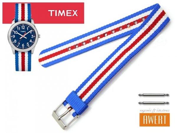 TIMEX TW7C09900 PW7C09900 oryginalny pasek 16 mm