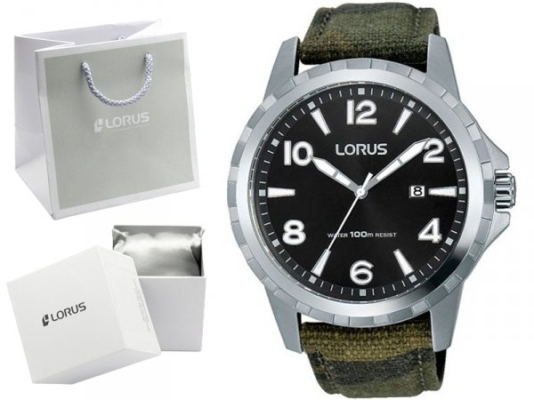 LORUS RH987FX9