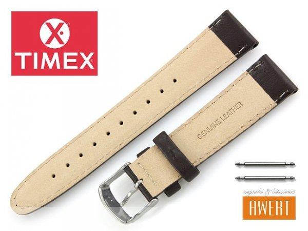 Oryginalny pasek TIMEX 20mm P28201 T28201